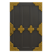 NH-House Customization-lacquered zen door (square)