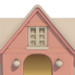 NH-House Customization-pink stucco exterior