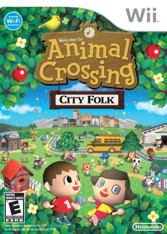Image result for animal crossing city folk""