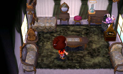 The Rococo Series (ロココシリーズ Rokoko Shirīzu) Is A Series Of Furniture In New  Leaf.