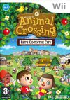 Carátula Animal Crossing Let's Go to the City