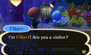 Meeting Filbert From Another Town