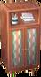 Wave alpine closet