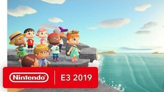 Animal Crossing- New Horizons - Nintendo Switch Trailer - Nintendo E3 2019