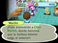 Marilín en ACCF