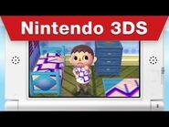 Nintendo 3DS - Animal Crossing- New Leaf Launch Trailer