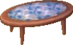 Alpine low table