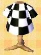 Checkered Tee