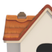 NH-House Customization-brown thatch roof