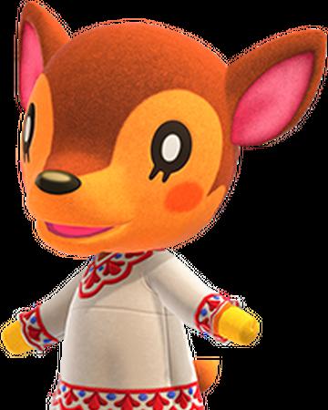 Fauna Animal Crossing Wiki Fandom