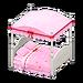 NH-Furniture-Cute bed (white)