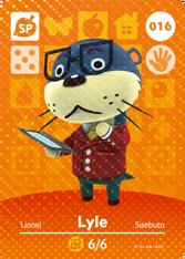 Amiibo 016 Lyle