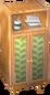 Leaf alpine closet