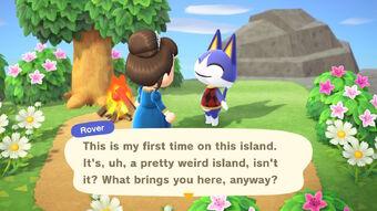 Rover Animal Crossing Wiki Fandom
