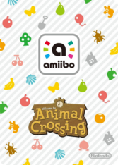 Amiibo card back
