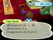 Inauguración de Nook's (ACCF)