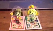 Digby and Isabelle together joy