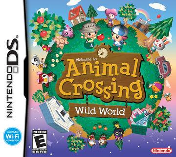 Animal Crossing Wild World Animal Crossing Wiki Fandom