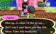 Agnes medicine