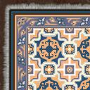 Flooring exquisite rug