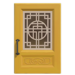 NH-House Customization-yellow imperial door (square)