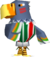 Quetzal (Población en Aumento)