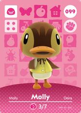 Amiibo 099 Molly