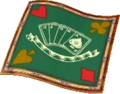 Card carpet