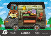 W Amiibo 27 Claude