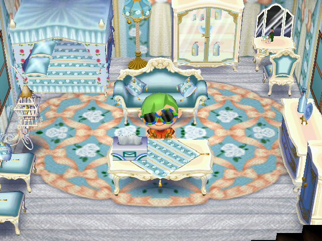 Delicieux The Princess Series (プリンセスシリーズ Purinsesu Shiriizu?, Princess) Appears In  Both City Folk And New Leaf. It Can Be Obtained During The Spring At ...