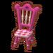 PC-FurnitureIcon-pink tea-party chair