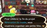 Mairie animal crossing wiki fandom powered by wikia - Animal crossing wild world hair salon ...