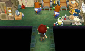 Interior del Centro de Vigilancia de Reseteos (New Leaf)