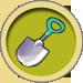 Shovel silver