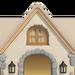 NH-House Customization-cobblestone exterior