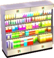 Soft-drink display