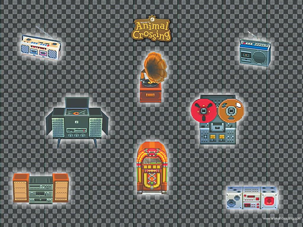 Image Wallpaper1024x768 stereojpg Animal Crossing Wiki