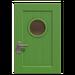 NH-House Customization-green-apple basic door (square)