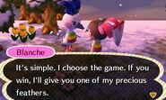 Blanche Festivale Game