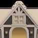 NH-House Customization-black common exterior