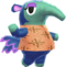 Pango - Animal Crossing New Leaf