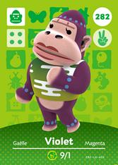 Amiibo 282 Violet
