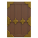 NH-House Customization-brown zen door (square)