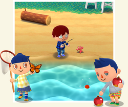 Screenshot-fishing