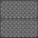Flooring steel flooring