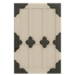 NH-House Customization-white zen door (square)