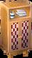 Modern alpine closet
