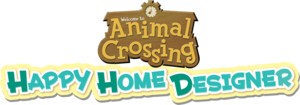 Animal Crossing Happy Home Designer (Logo)