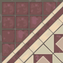 Flooring plaza tile