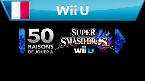 50 raisons de jouer à Super Smash Bros